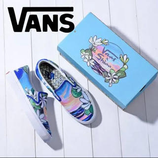 VANS - 【新品未使用】VANS shinn バンズ シン 限定コラボ ハワイ スニーカー