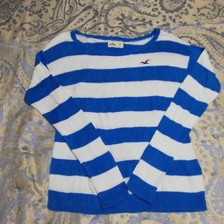 ホリスター(Hollister)の美品!女性HOLLISTER セーター サイズXS(ニット/セーター)