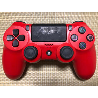 PlayStation4 - PS4 DUALSHOCK4コントローラー CUH-ZCT2J 動作良好!