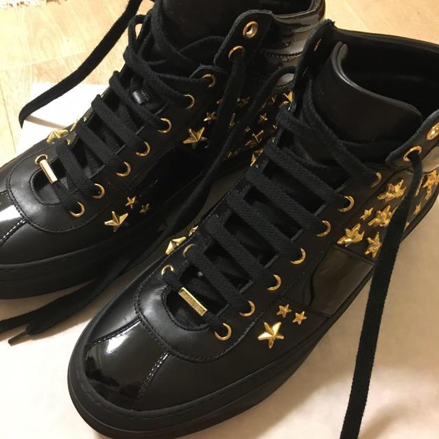JIMMY CHOO(ジミーチュウ)のJIMMY CHOO メンズの靴/シューズ(スニーカー)の商品写真