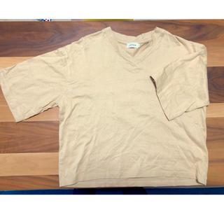 レプシィム(LEPSIM)のトップス ビッグシルエット 七分袖Tシャツ LEPSIM(Tシャツ(長袖/七分))