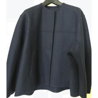 Drawer - 新品未使用 drawer ドゥロワー  ジャケットコート 36サイズ