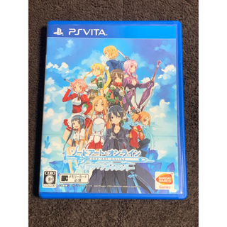 PlayStation Vita - vita ソードアートオンライン 送料無料