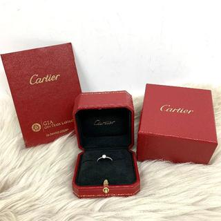 Cartier - カルティエ エタンセルドゥカルティエ 婚約指輪