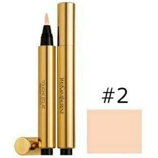 Yves Saint Laurent Beaute - 新品#2 イヴサンローラン ラディアントタッチ コンシーラー くま消し 人気色
