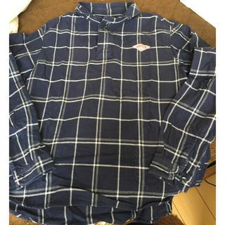 ダントン(DANTON)のPink  Rougeさま専用 DANTON  ネルシャツ  34(シャツ/ブラウス(長袖/七分))