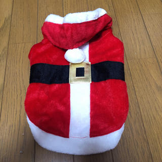 エイチアンドエム(H&M)のH&M 犬用サンタ 洋服(犬)