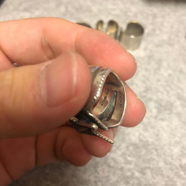 Chrome Hearts(クロムハーツ)のコディーサンダーソン メンズのアクセサリー(リング(指輪))の商品写真