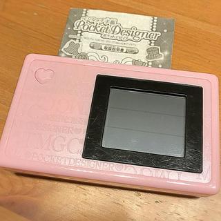 BANDAI - たまごっち ポケットデザイナー ペンタッチ手帳
