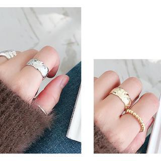 silver925 キルティングリング(リング(指輪))