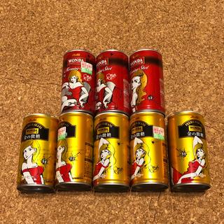 アサヒ(アサヒ)の【レア☆限定】 ワンダ×ルパン三世 峰不二子セット(コーヒー)