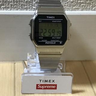 Supreme - 最安値 19AW Supreme Timex Digital Watch 腕時計