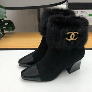 シャネル(CHANEL)のシャネル ブーツ(ブーツ)