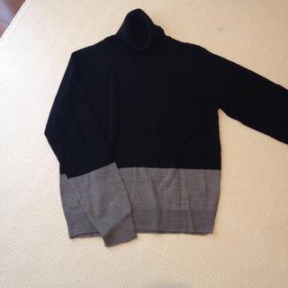 ジーユー(GU)のg.u.タートルネックセーター(ニット/セーター)