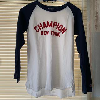 Champion - champion ロンT