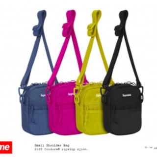 Supreme - 17SS Supreme Small Shoulder Bag 黒