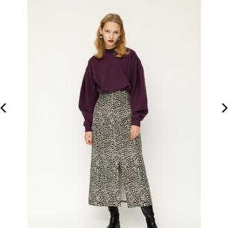 SLY - sly レオパードスカート