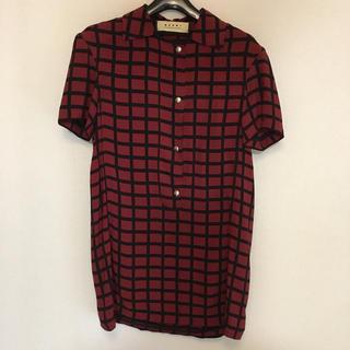 マルニ(Marni)のマルニ チェックシャツ 2012aw(シャツ/ブラウス(長袖/七分))