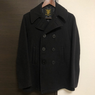 BEAUTY&YOUTH UNITED ARROWS - BEAUTY&YOUTH ユナイテッドアローズ Pコート USA製 S