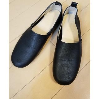 アシナガオジサン(あしながおじさん)のあしながおじさん フラットシューズ(ローファー/革靴)