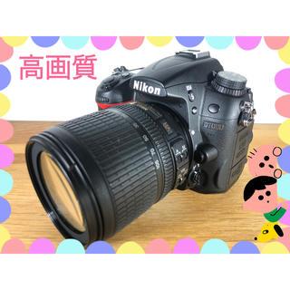 Nikon - 【美品】❁本格撮影に!ニコン D7000 標準レンズセット