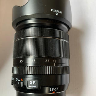 富士フイルム - 富士フイルム XF18-55mm