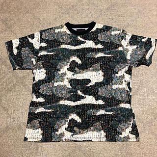 APPLEBUM - 激レアapplebumアップルバムsexy girlフォトカモ柄Tシャツ