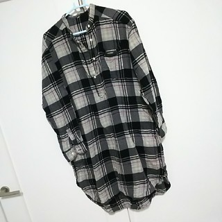 LL チェックシャツ