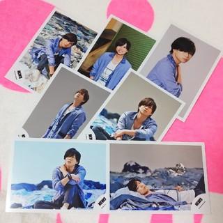 ニュース(NEWS)の☆★NEWS 加藤シゲアキくん 公式写真7枚セット★☆(アイドルグッズ)