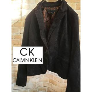 カルバンクライン(Calvin Klein)のカルバンクライン ジーンズ CK コーデュロイ ジャケット(テーラードジャケット)