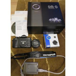 OLYMPUS - OLYMPUS OM-D E-M10 markⅡ + LC-37C