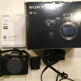SONY - sony a7iii ミラーレス カメラ デジカメ sony  α7iii