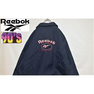 Reebok - 90'S REEBOK ナイロンジャケット L ビッグロゴ