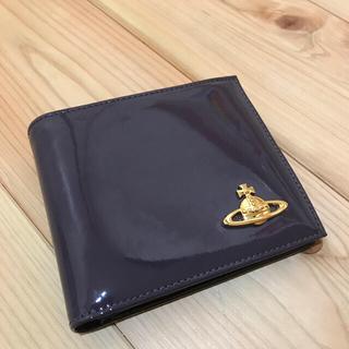 ヴィヴィアンウエストウッド(Vivienne Westwood)の新品⭐️ヴィヴィアン折り畳み財布(財布)