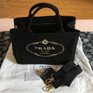 PRADA - PRADA カナパ Mサイズ