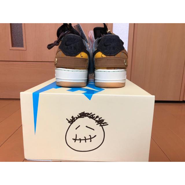 NIKE(ナイキ)の【偽物撲滅を推進中様専用】Travis Scott  CACTUS JACK メンズの靴/シューズ(スニーカー)の商品写真