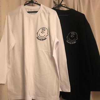 SNOOPY - チャーリーブラウン  Tシャツ ロンT