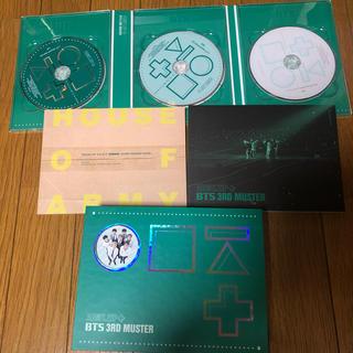 """防弾少年団(BTS) - 韓国盤 BTS 3RD MUSTER """"ARMY.ZIP➕"""""""