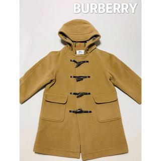 BURBERRY - バーバリー BURBERRY  秋冬 ダッフルコート ウール100%  120