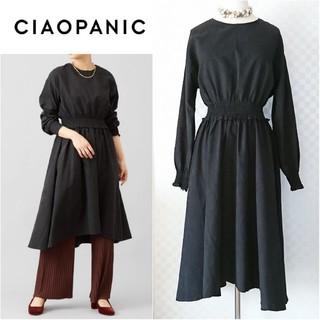 Ciaopanic - 美品♥️CIAOPANIC*チャオパニック♥️シャーリングワンピース