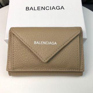 Balenciaga - BALENCIAGA バレンシアガ ミニ 財布 ペーパー ウォレット
