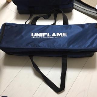 ユニフレーム(UNIFLAME)のユニフレーム 焚き火ツールボックス(その他)