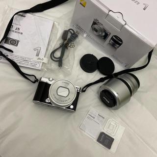 Nikon - Nikon1 J5 ダブルズームレンズキット