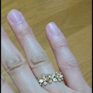セブンデイズサンデイ(SEVENDAYS=SUNDAY)の花 リング(リング(指輪))