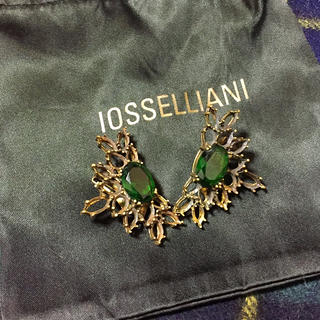 IOSSELLIANI - IOSSELLIANI イオッセリアーニ イヤリング