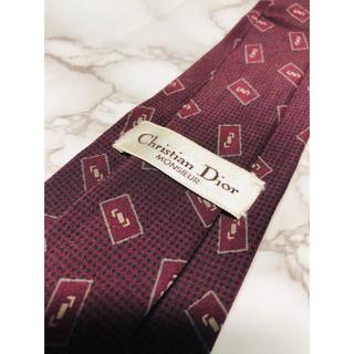 クリスチャンディオール(Christian Dior)の2点購入で1点プレゼント!ダンヒル dunhill ネクタイ 3450(ネクタイ)