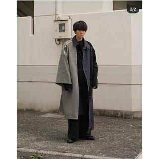 サンシー(SUNSEA)のkhoki コッキ 19AW fall coat コート【新品未使用品・送料込】(ステンカラーコート)