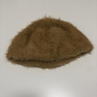【肌感触が最高】冬用ベレー帽