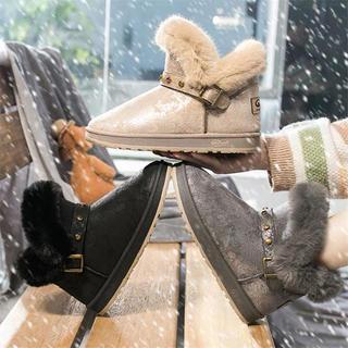 暖かもこものムートンブーツ♡(ブーツ)