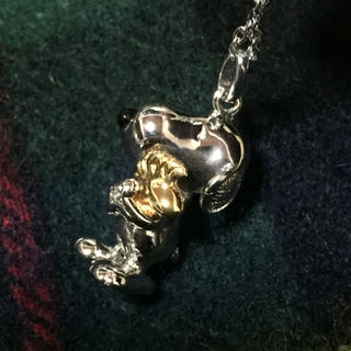 スヌーピー(SNOOPY)のSNOOPY silver925 ネックレス(ネックレス)